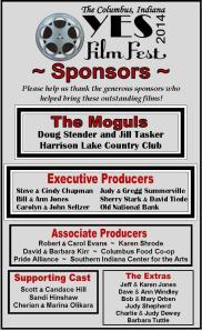 yes.film fest 14 sponsors program list for blog