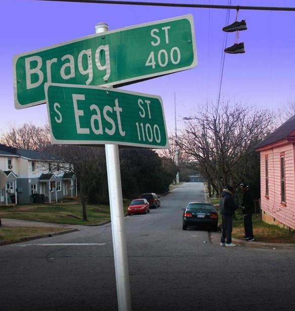 Bragg N East